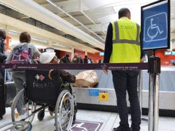 disabile aereo