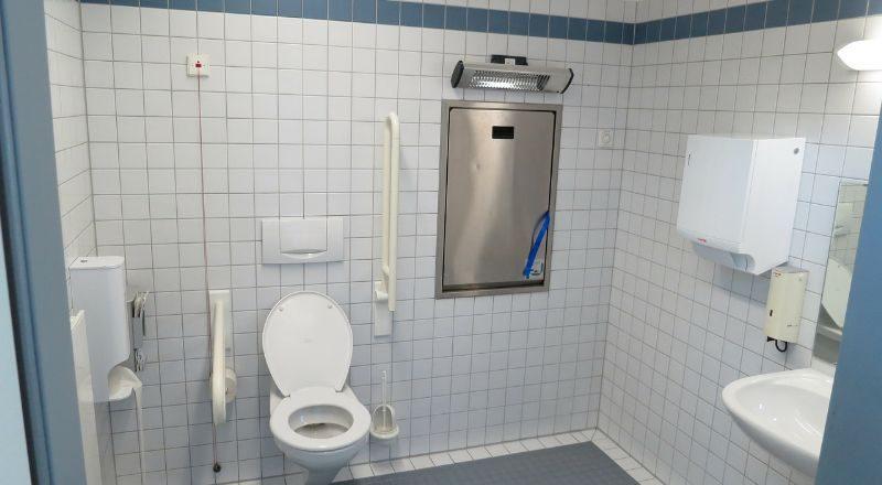 disabilita e bagni