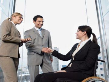 lavoro disabili estero